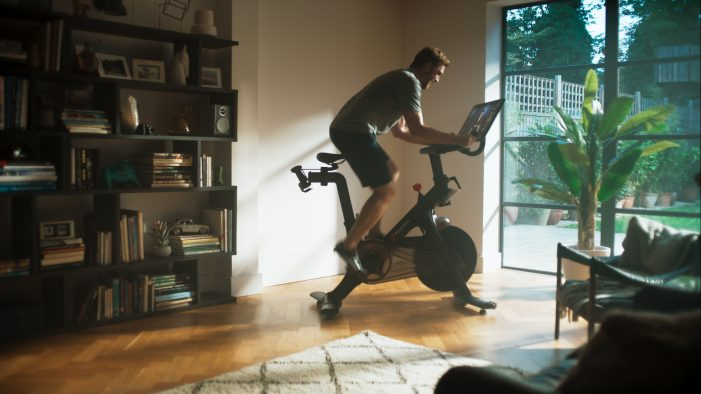 Peloton captures intensity of its workouts in high impact campaign from Dark Horses