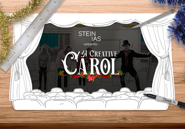 A Carol To Save Your Creative Soul This Christmas