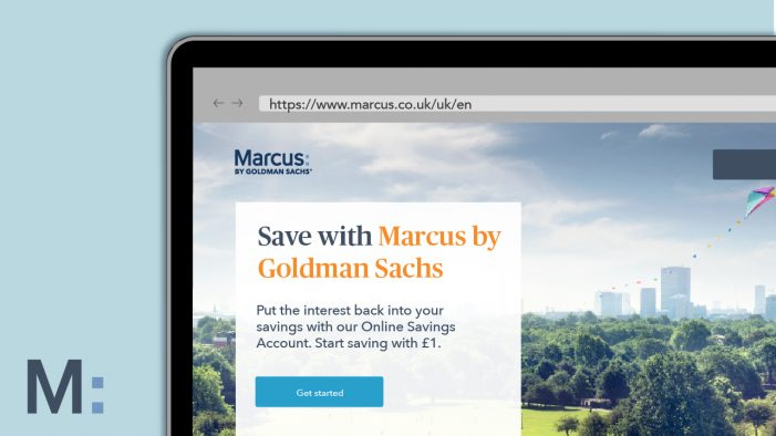 Online Bank Marcus by Goldman Sachs Appoints St Luke's As New Creative Agency