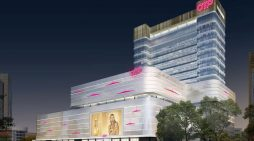 JHP Designs OTP Commercial Complex In Anshan, Greater China