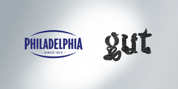 Gut Selected to Lead Creative For Philadelphia Cream Cheese Brand