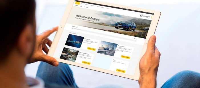 Renault Groupe awards multimillion creative production work to tech-led marketing business ITG