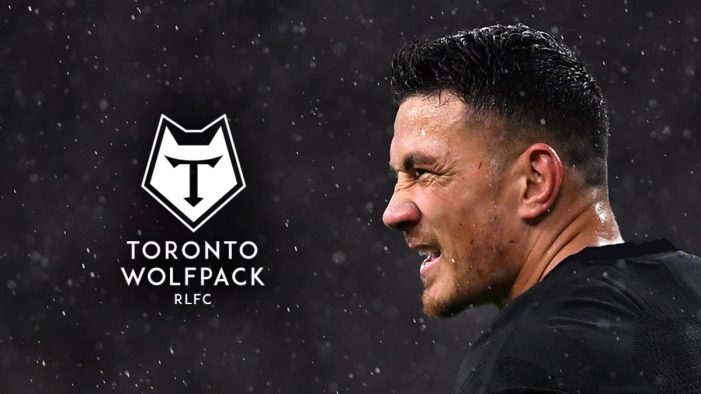Toronto Wolfpack Selects LP/AD For The 2020 Season