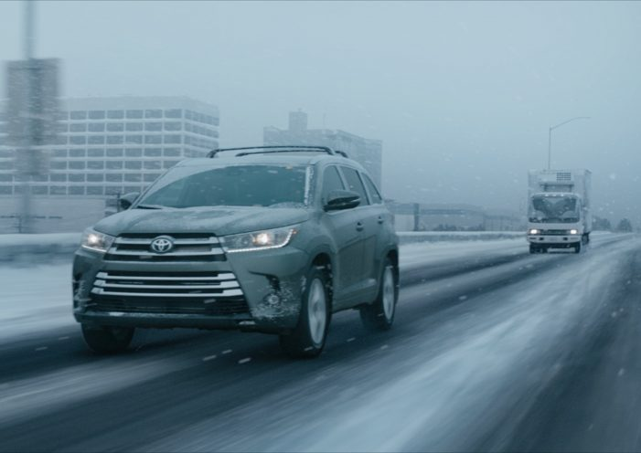 "Toyota Debuts Heartwarming Annual Holiday Ad During NBC's Sunday Night Football ""Thanksgiving Special"""