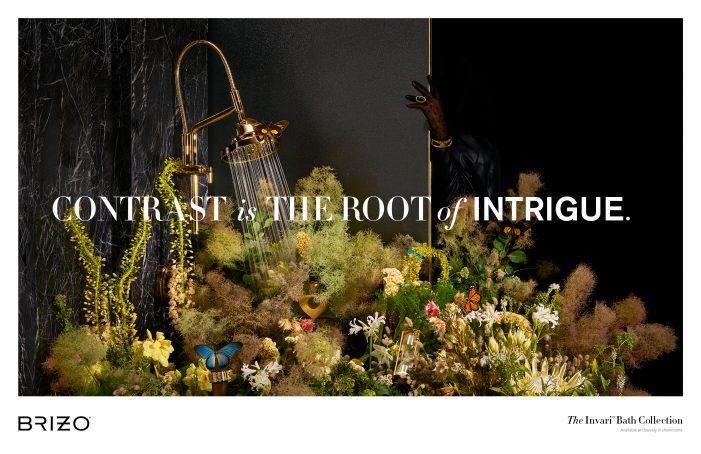 Y&L and Brizo Launch Invari Bath Collection