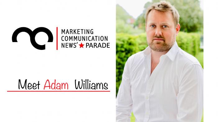 Marcomm's Star Parade: Meet Adam Williams