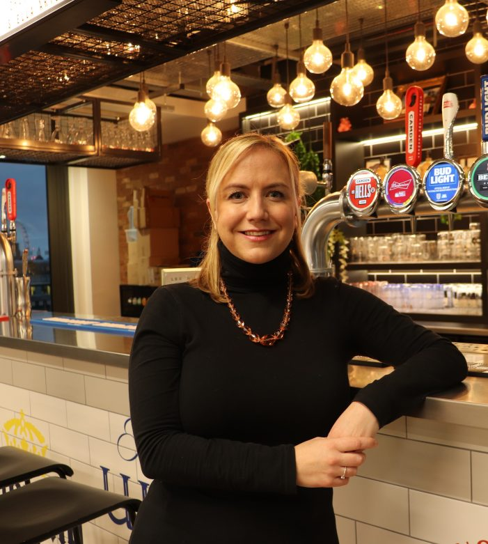 Budweiser Brewing Group UK&I appoints Rowan Chidgey as new Marketing Director