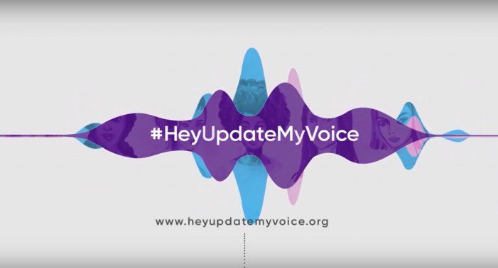 """Hey, Update My Voice"" Exposes Cyber Harassment"