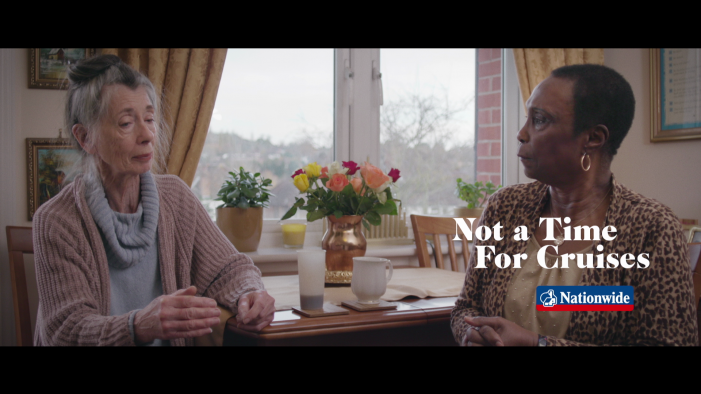 Nationwide launches Later Life Mortgages advertising campaign