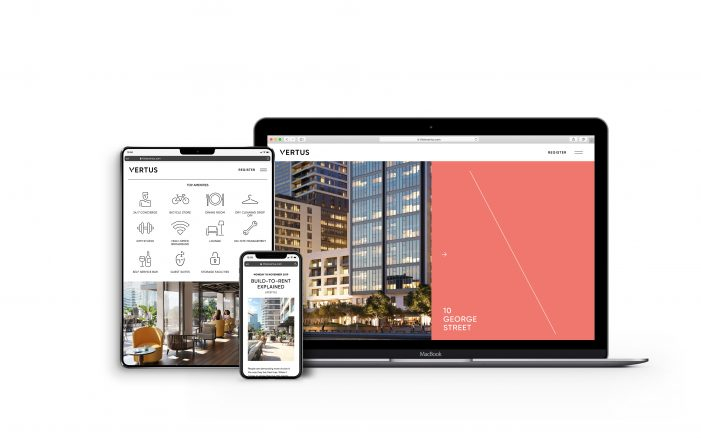 me&dave creates lifestyle-led brand for Canary Wharf's first-ever build-to-rent development