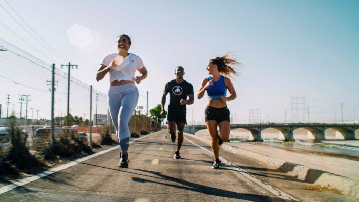 adidas launches 'Run to Reconnect' to celebrate running as a mental health tool