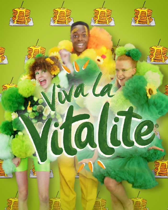 Vitalite sparks joy in dairy-free life with a new social media campaign