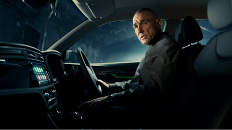 Kindred Agency Employs The Talents Of Actor Vinnie Jones To Showcase The New SsangYong Korando
