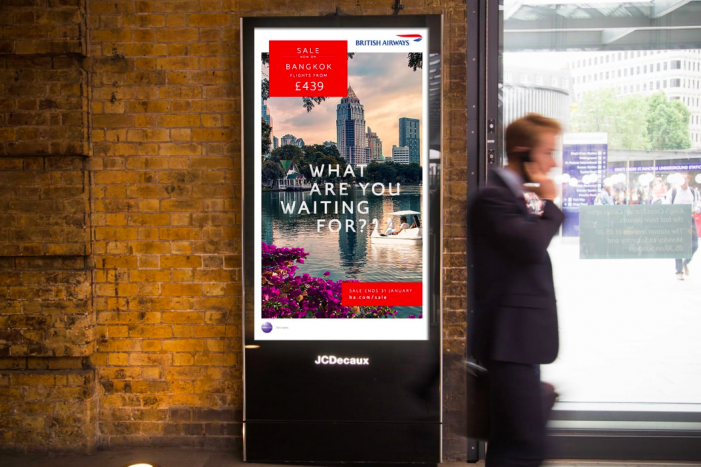 Dynamic DOOH delivers a 48% higher success rate, so why are only 8% of campaigns using it?
