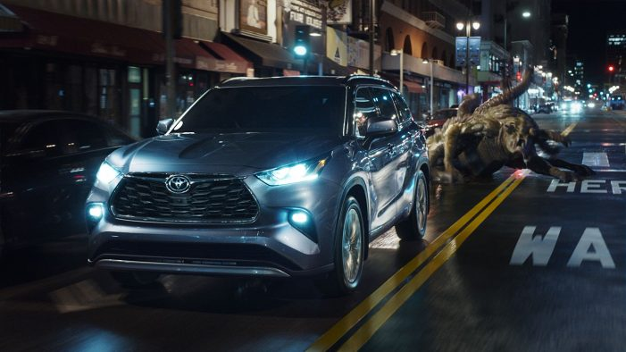 All-New Toyota Highlander Goes Wherever It's Needed in 2020 Big Game Ad