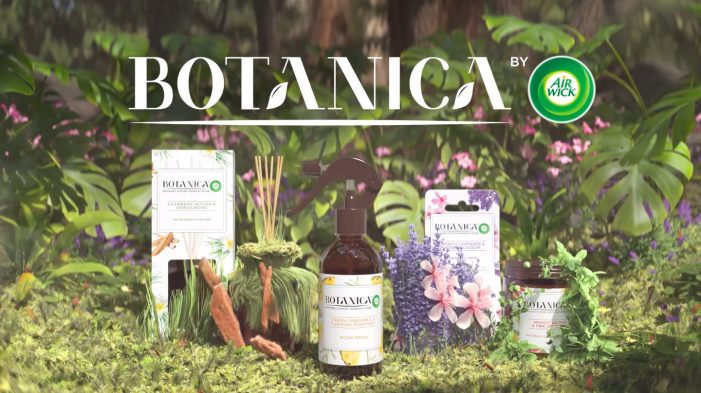 Air Wick Launches Its New Responsibly Sourced Botanica Range In Nature-Inspired Debut Campaign From Havas London