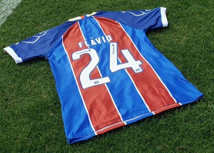 With Jersey 24, Brahma and Bahia wear the #NumberOfRespect and invite other teams to join the campaign