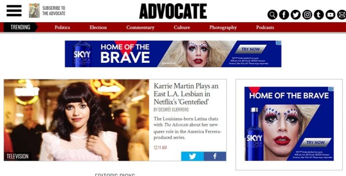 SKYY Vodka And Mindshare USA Take A Stand To Support LGBTQ Journalism