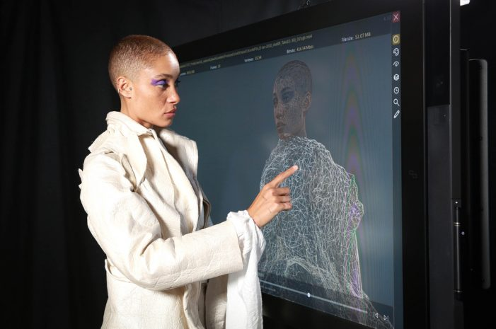 Three celebrates 5G mobile roll out with ultimate showcase of its 5G superiority with a global first at London Fashion Week