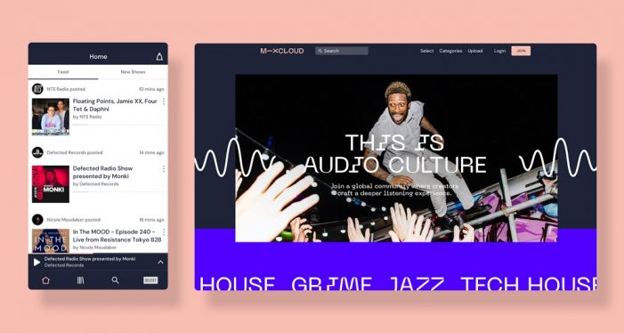 Mixcloud turns 10 and launches new brand identity created with Studio Output
