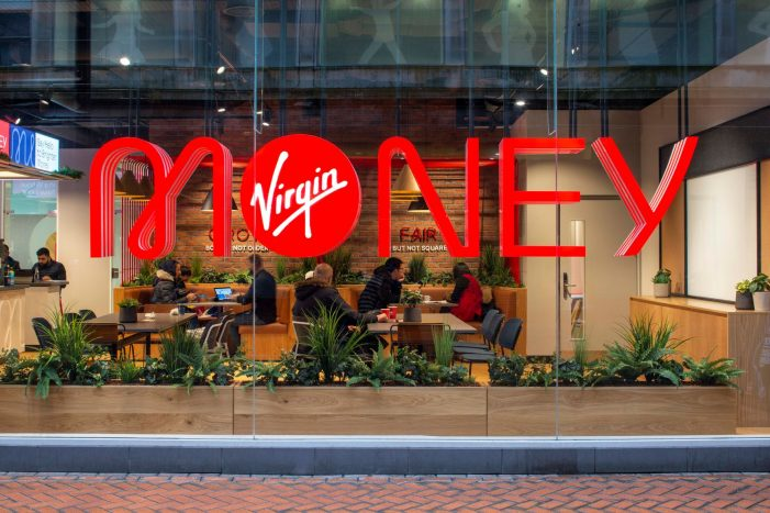 Virgin Money Launches Its Latest Network of Dynamic Experiences, Designed by Leading London Agency I-AM