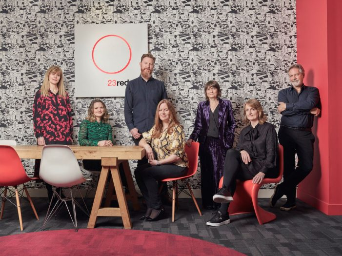 23red adds PR function led by ex-freuds director, Jody Hall to its new agency model