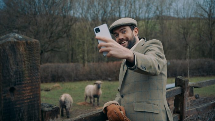 Google Pixel 4 Presents Jack Whitehall And Michael Dapaah – Lost In The Countryside