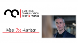 MarComm's Star Parade: Meet Jos Harrison