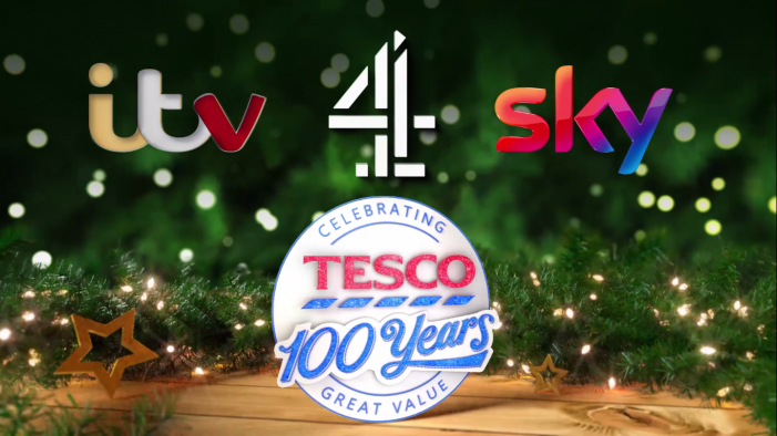 Tesco reveals success of its collaborative Christmas campaign