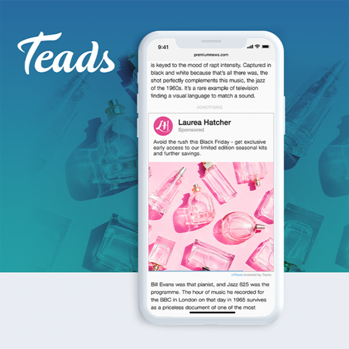 Teads Unveils Inread Social: A Powerful Extension For Social Campaigns