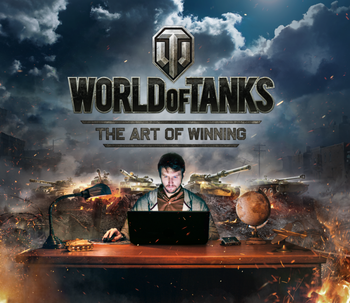 World of Tanks challenges players to truly experience the art of winning, with new ad from BRAVE