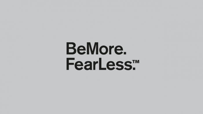 BeMore.FearLess. Fear for Good.