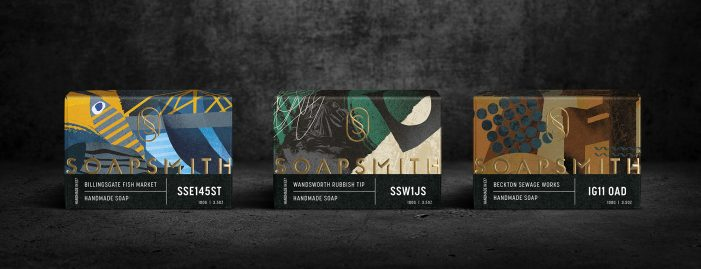 Soapsmith launches new range to promote social distancing
