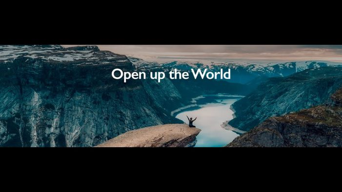 Flight Centre and creative agency Brave invite travellers to visit the world from home