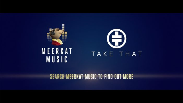 COMPARETHEMARKET.COM Debuts Meerkat Music With British Pop Icons, Take That And Robbie Williams