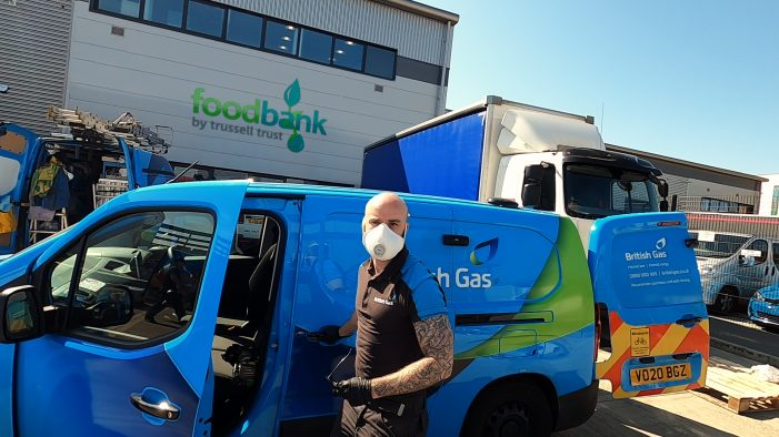 British Gas is still 'Here to solve'