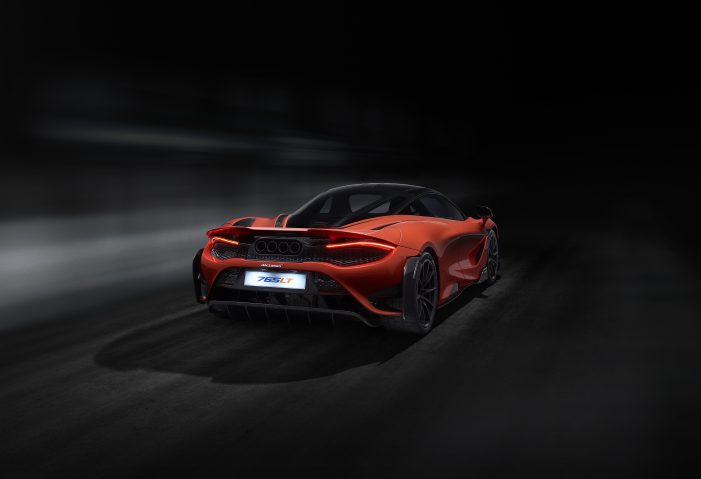 VCCP demonstrate the extreme lengths McLaren's engineers went through to shed weight and add power to the new 765LT