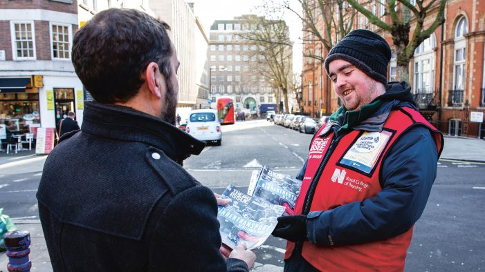 The Big Issue launches the Sell A Sub challenge with creative campaign