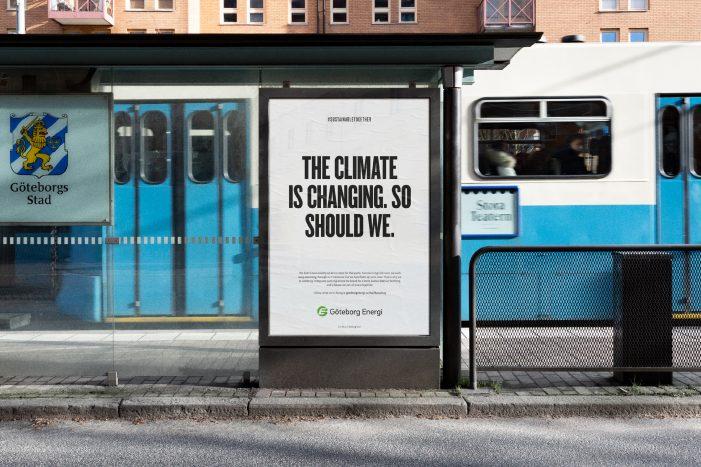 Let's Keep It. Together by Göteborg Energi