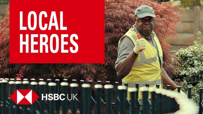 HSBC UK launches 'Local Heroes' campaign