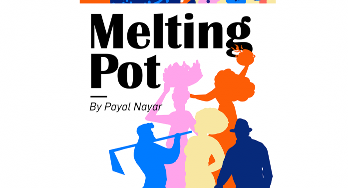 Melting Pot Podcast Worldwide Launch