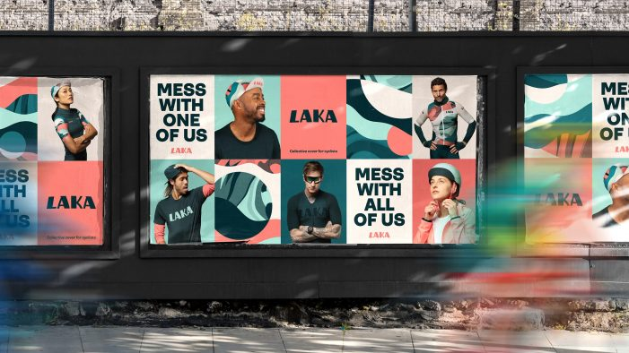 Ragged Edge Rebrands Laka To Turn The Industry On Its Head