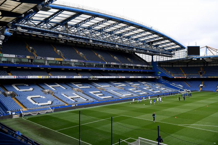 Three Launches 'Connect the Game' Platform with Chelsea FC