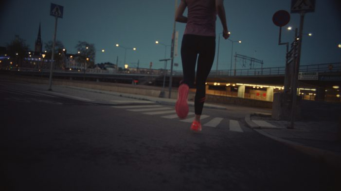 New Study Explores The World's  New-Found Love Of Running