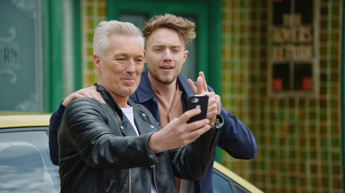 DRUM takes Martin and Roman Kemp on an unexpected journey to launch the new Volkswagen Golf