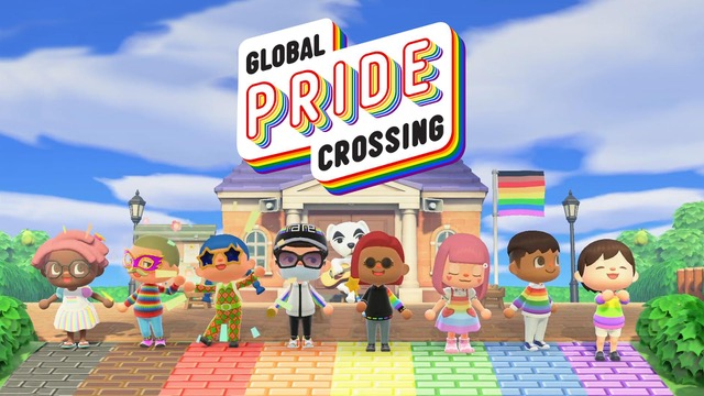 Global Pride launches virtual Pride festival on Animal Crossing