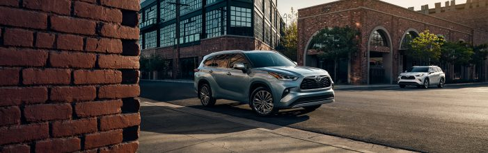 "Toyota's ""GO HIGHLANDER"" Campaign Begins Airing Today"