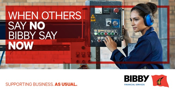 Bibby Financial Services Demonstrate Support For SMEs With New Campaign By AML Group