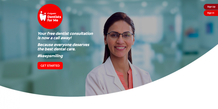 VMLY&R India and Colgate-Palmolive launch free teledentistry service to connect people across India with dentists during the pandemic