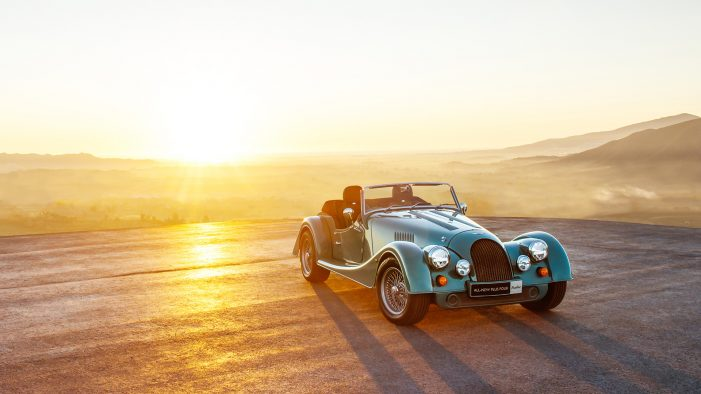 Morgan Launches New Social Campaign In Support Of Their Latest Sports Car, The All-New Plus Four
